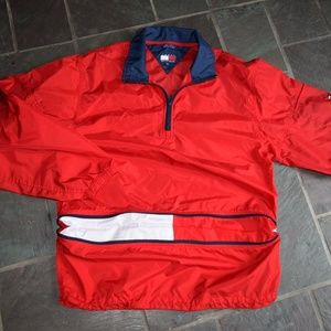 Tommy Hilfiger Windbreaker Pullover XL